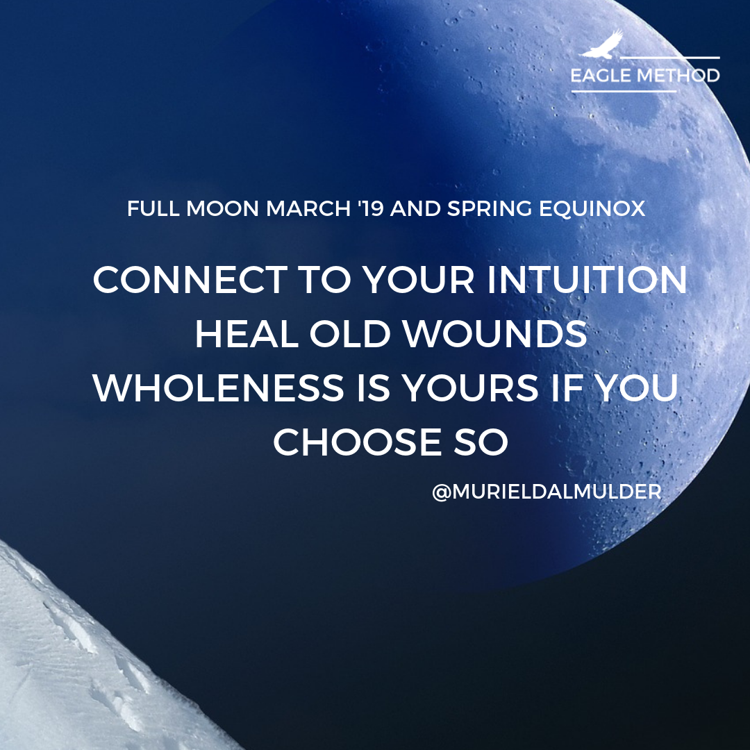 FULL MOON MARCH 2019